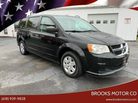 2013 Dodge Grand Caravan for sale at Brooks Motor Company in Columbia IL