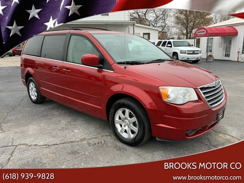 2008 Chrysler Town and Country for sale at Brooks Motor Company in Columbia IL