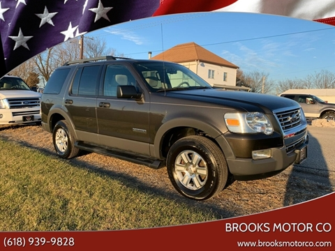 2006 Ford Explorer for sale at Brooks Motor Company in Columbia IL