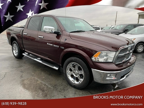 2012 RAM Ram Pickup 1500 for sale at Brooks Motor Company in Columbia IL