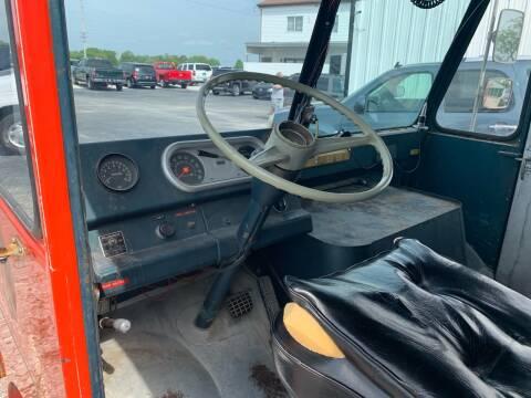 1970 Chevrolet P30