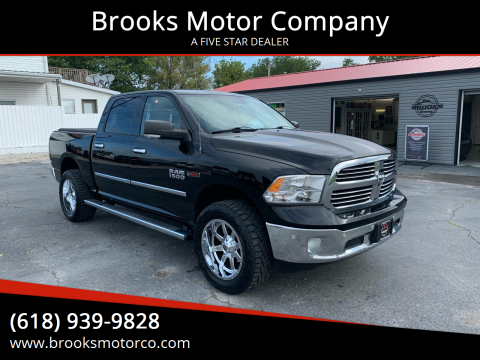 2015 RAM Ram Pickup 1500 for sale at Brooks Motor Company in Columbia IL