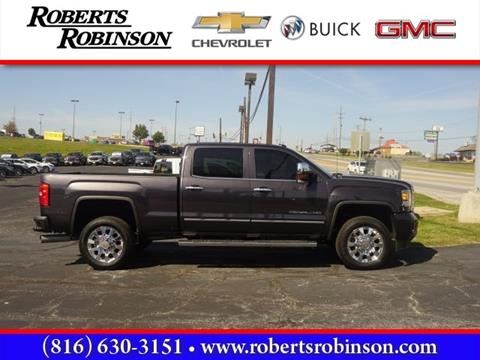 2016 GMC Sierra 2500HD for sale in Excelsior Springs, MO