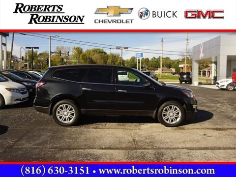 2015 Chevrolet Traverse for sale in Excelsior Springs, MO