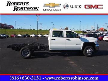 2016 GMC Sierra 3500 for sale in Excelsior Springs, MO