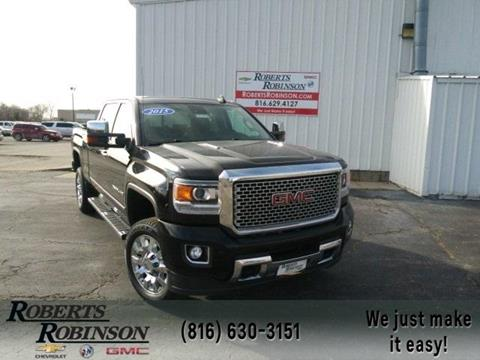 2015 GMC Sierra 2500HD for sale in Excelsior Springs, MO