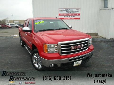 2012 GMC Sierra 1500 for sale in Excelsior Springs, MO