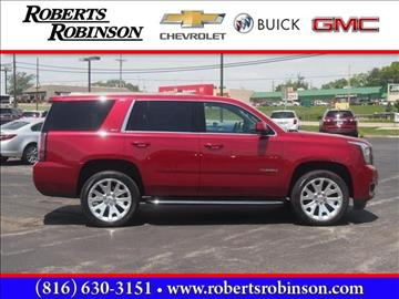 2015 GMC Yukon for sale in Excelsior Springs, MO