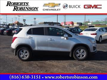 2016 Chevrolet Trax for sale in Excelsior Springs, MO
