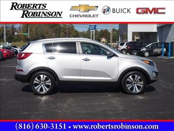 2011 Kia Sportage for sale in Excelsior Springs, MO