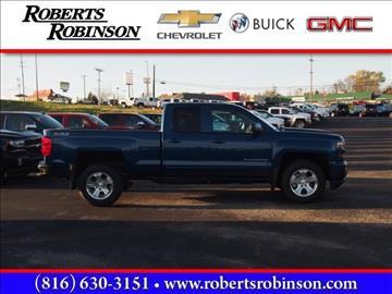 2017 Chevrolet Silverado 1500 for sale in Excelsior Springs, MO