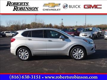 2017 Buick Envision for sale in Excelsior Springs, MO
