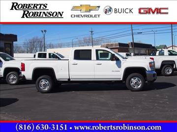 2017 GMC Sierra 2500HD for sale in Excelsior Springs, MO