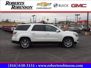2017 GMC Acadia Limited for sale in Excelsior Springs, MO