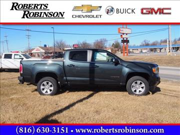 2017 GMC Canyon for sale in Excelsior Springs, MO