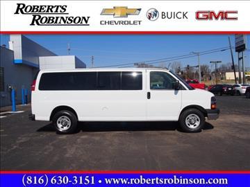 2016 Chevrolet Express Passenger for sale in Excelsior Springs, MO
