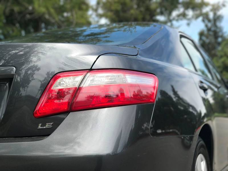 2009 Toyota Camry LE V6 4dr Sedan 6A - Orange CA