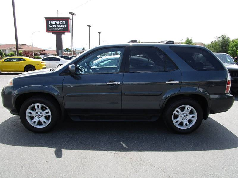 2004 Acura MDX for sale at Impact Auto Sales in Wenatchee WA