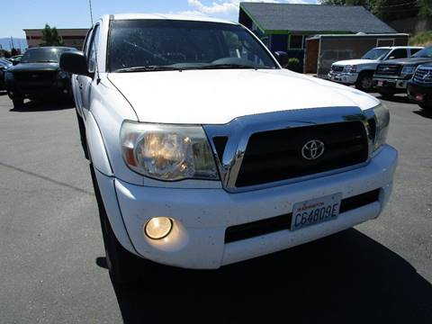 2006 Toyota Tacoma for sale at Impact Auto Sales in Brewster WA