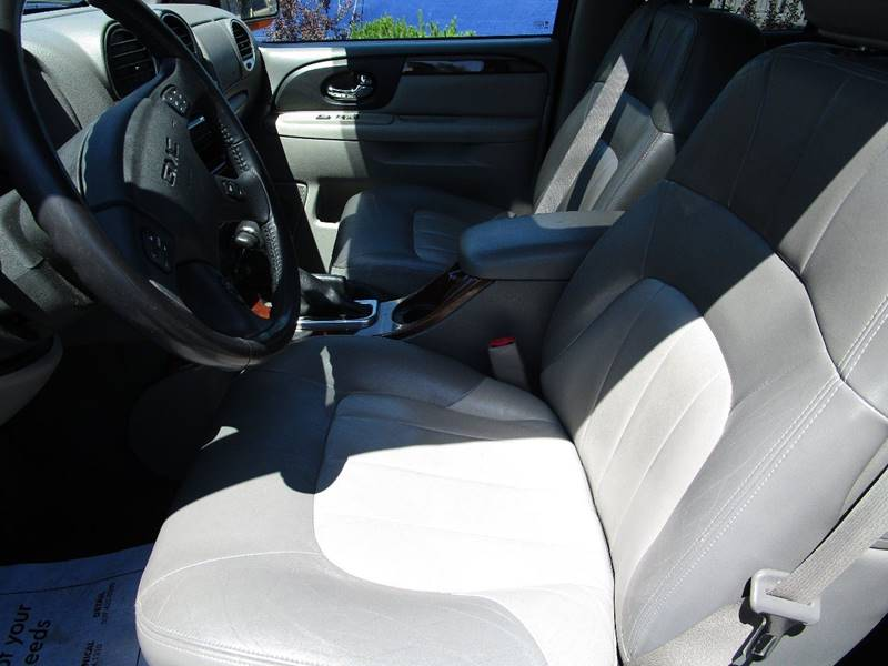 2004 GMC Envoy for sale at Impact Auto Sales in Wenatchee WA