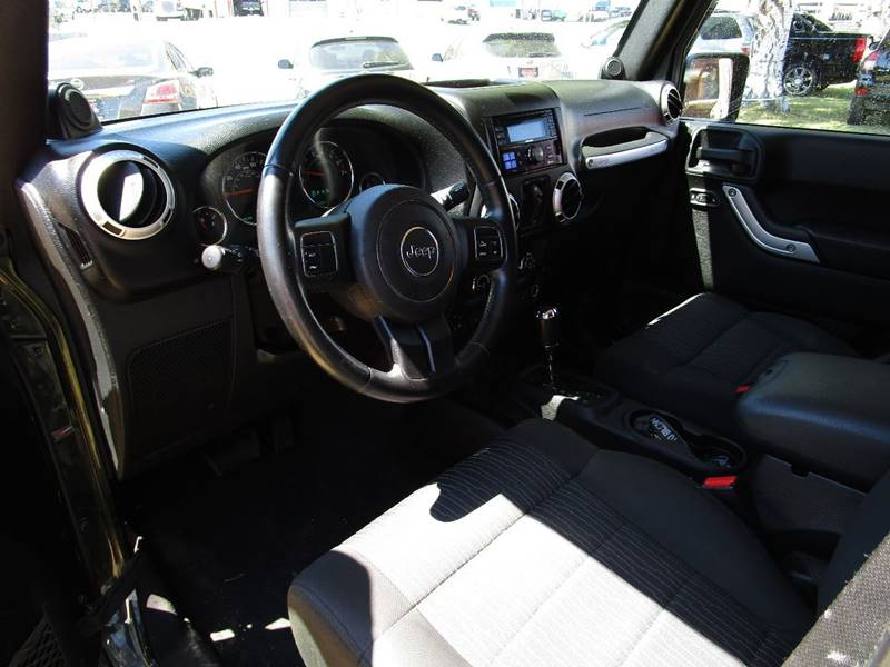 2011 Jeep Wrangler Unlimited for sale at Impact Auto Sales in Brewster WA