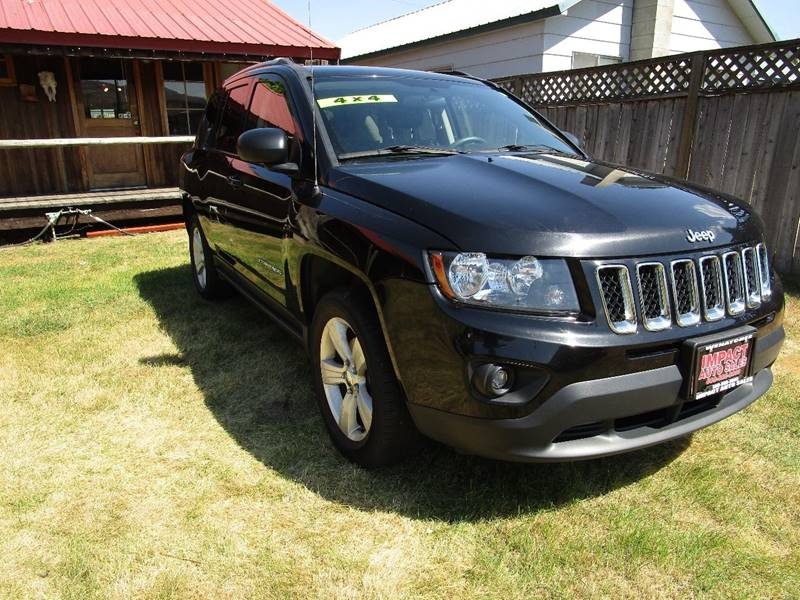 2015 Jeep Compass for sale at Impact Auto Sales in Brewster WA