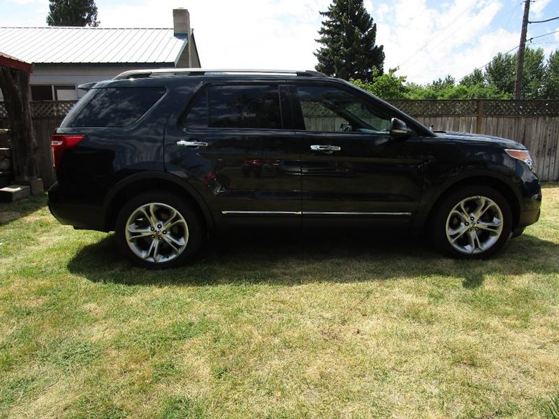 2011 Ford Explorer for sale at Impact Auto Sales in Brewster WA