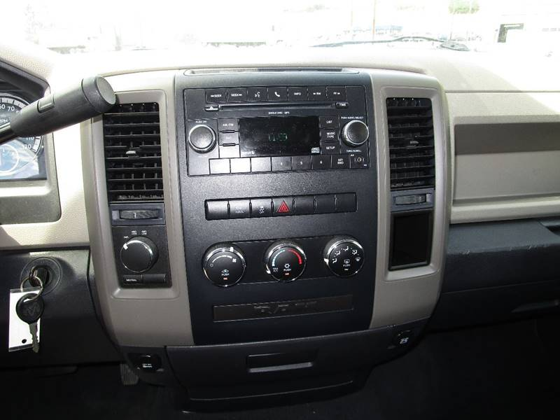 2011 RAM Ram Pickup 1500 for sale at Impact Auto Sales in Brewster WA