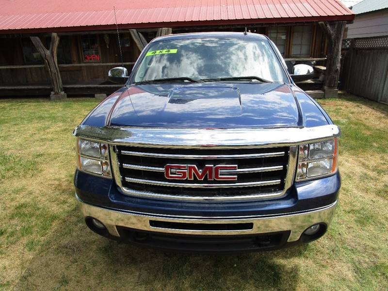 2012 GMC Sierra 1500 for sale at Impact Auto Sales in Brewster WA