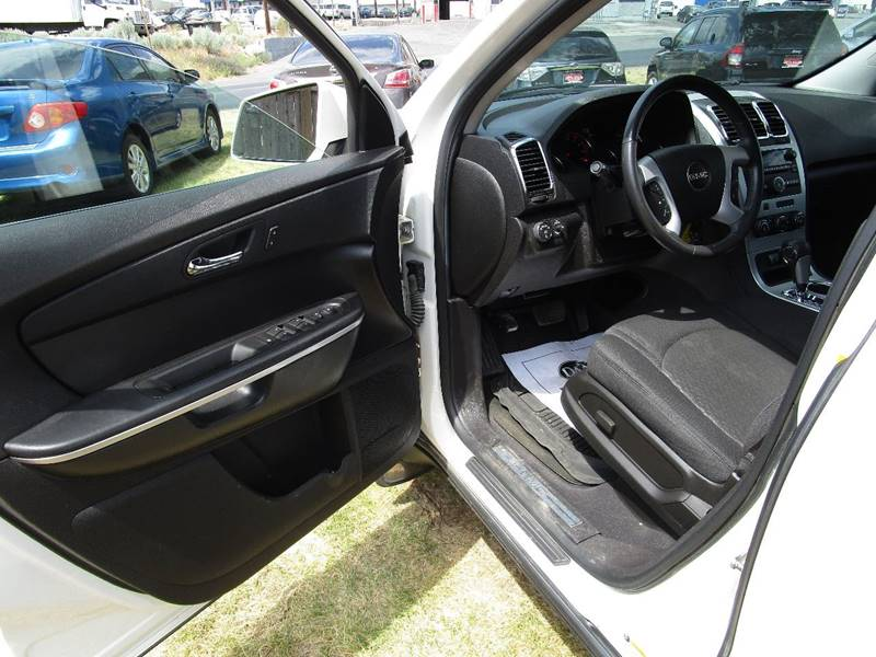 2012 GMC Acadia for sale at Impact Auto Sales in Brewster WA