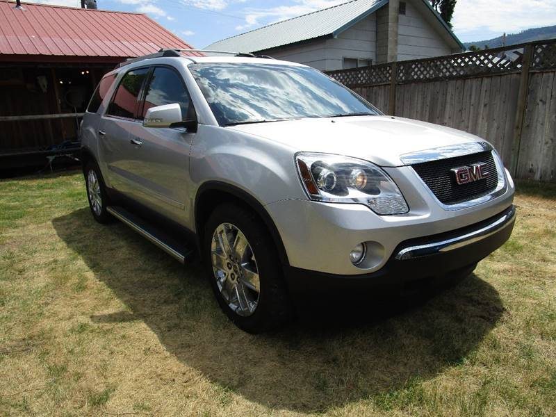 2010 GMC Acadia for sale at Impact Auto Sales in Brewster WA