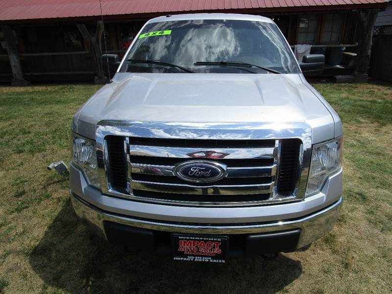 2010 Ford F-150 for sale at Impact Auto Sales in Brewster WA