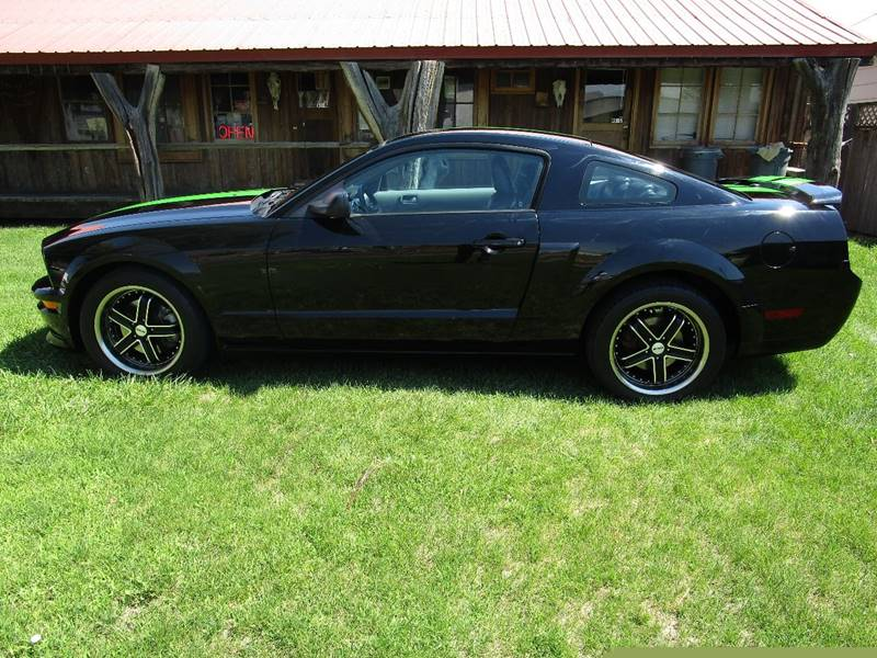 2007 Ford Mustang for sale at Impact Auto Sales in Brewster WA