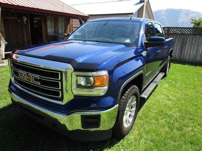 2014 GMC Sierra 1500 for sale at Impact Auto Sales in Brewster WA