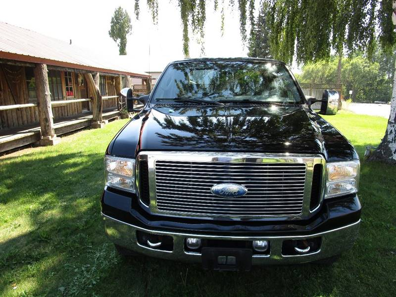 2006 Ford F-350 Super Duty for sale at Impact Auto Sales in Brewster WA