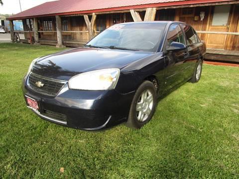 2006 Chevrolet Malibu for sale at Impact Auto Sales in Brewster WA