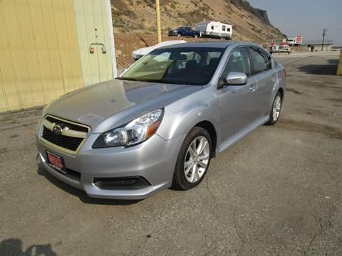 2014 Subaru Legacy for sale at Impact Auto Sales in Brewster WA