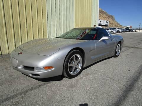 2004 Chevrolet Corvette for sale in Wenatchee, WA