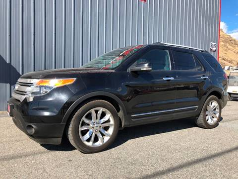 Ford Explorer For Sale At Impact Auto Sales In Wenatchee Wa