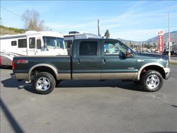 2005 Ford F-250 Super Duty for sale at Impact Auto Sales in Wenatchee WA