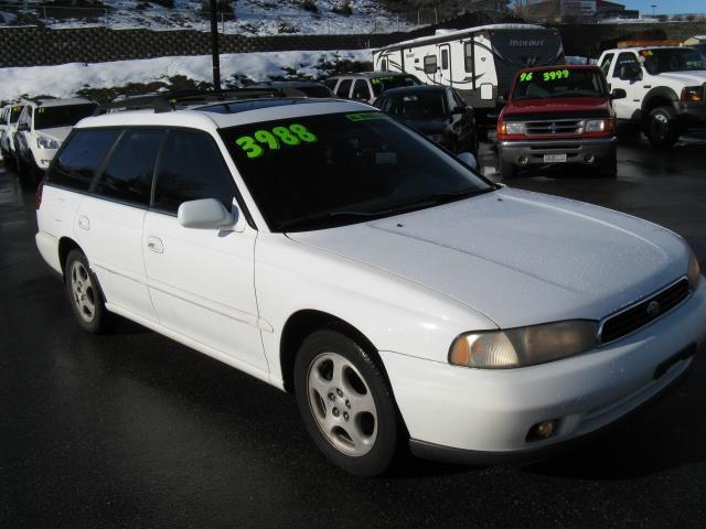 1995 Subaru Legacy for sale at Impact Auto Sales in Brewster WA