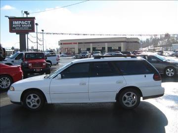 1995 Subaru Legacy for sale at Impact Auto Sales in Wenatchee WA