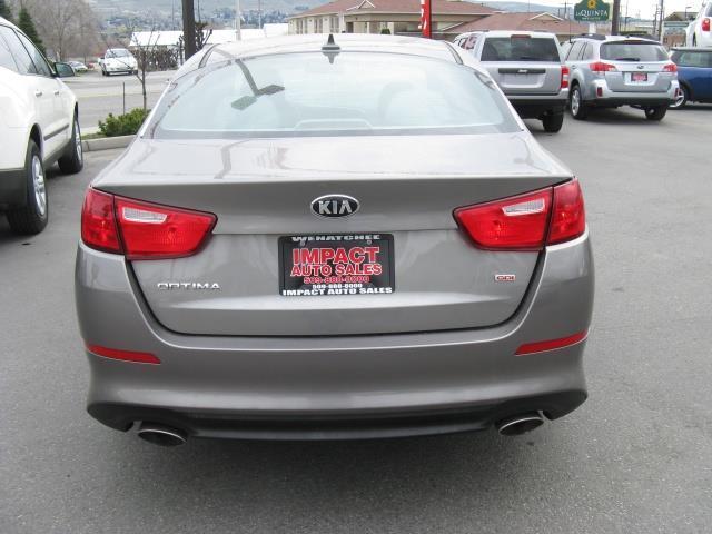 2015 Kia Optima for sale at Impact Auto Sales in Brewster WA