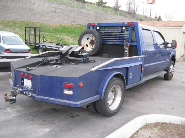 2003 Ford F-550 for sale at Impact Auto Sales in Brewster WA