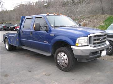 2003 Ford F-550 for sale at Impact Auto Sales in Wenatchee WA