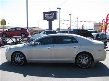 2010 Chevrolet Malibu for sale at Impact Auto Sales in Brewster WA