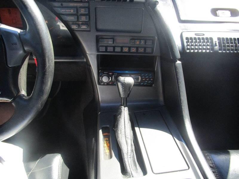1990 Chevrolet Corvette for sale at Impact Auto Sales in Wenatchee WA