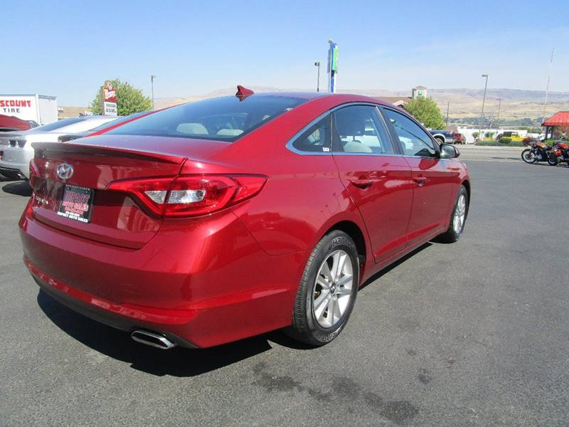 2015 Hyundai Sonata for sale at Impact Auto Sales in Brewster WA