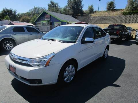 2010 Ford Focus for sale at Impact Auto Sales in Wenatchee WA