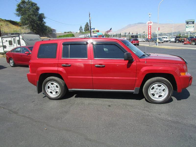 2010 Jeep Patriot for sale at Impact Auto Sales in Wenatchee WA